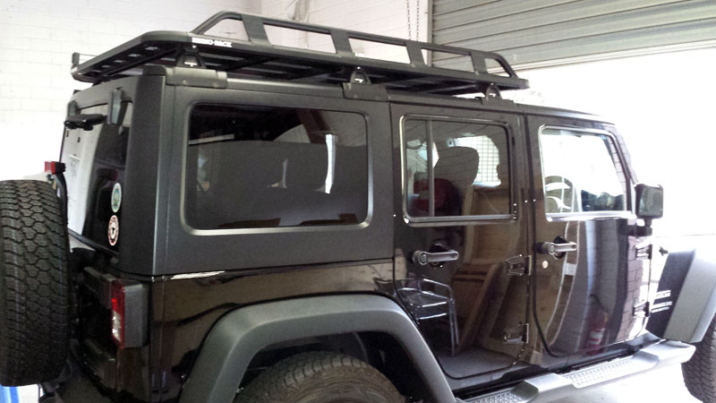 Roof Rack Commercial And 4wd Roof Rack